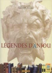 Legendes D'Anjou - Couverture - Format classique
