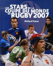 Les stars de la coupe du monde de rugby 2007 - Intérieur - Format classique