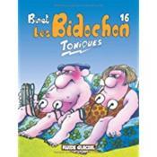 Les Bidochon T.16 ; toniques - Couverture - Format classique