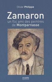 Zamaron Un Flic Ami Des Peintres De Montparnasse - Intérieur - Format classique