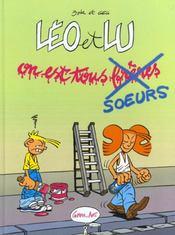 Leo Et Lu T.1 ; On Est Tous Freres Et Soeurs - Intérieur - Format classique