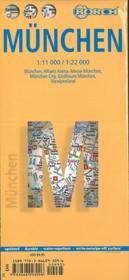 Munich ; München (édition 2007) - 4ème de couverture - Format classique