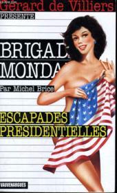 Escapades Presidentielles - Couverture - Format classique