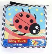 Baby touch cot book - Couverture - Format classique