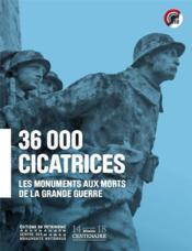36 000 communes, 40 000 cicatrices - Couverture - Format classique