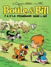 Boule & Bill T.39 ; y a d'la promenade dans l'air - Couverture - Format classique