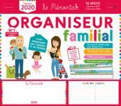 Mémoniak ; organiseur familial (édition 2019/2020) - Couverture - Format classique