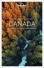 Best of ; Canada (2e édition) - Couverture - Format classique