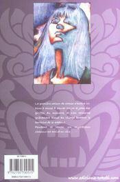 Hunter T.4 - 4ème de couverture - Format classique