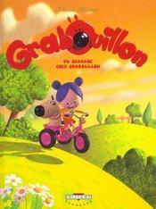 Grabouillon t.1 ; du grabuge chez Grabouillon - Intérieur - Format classique