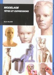 Modelage ; têtes et expressions - Intérieur - Format classique