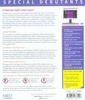 Je Me Mets A L'Internet ; Special Debutant (2e Edition) - 4ème de couverture - Format classique