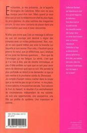 Impostures sur papier glace - 4ème de couverture - Format classique