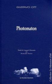 Photomaton - Couverture - Format classique