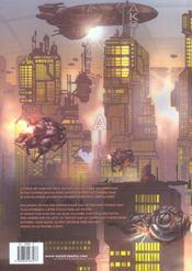 Les chroniques de Centrum t.2 ; le furet et la colombe - 4ème de couverture - Format classique
