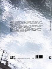 Effroi - 4ème de couverture - Format classique