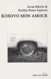 Kosovo mon amour - Couverture - Format classique