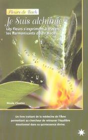 Fleurs De Bach - Je Suis Alchimie - Intérieur - Format classique