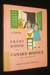 Frédi, Suzette et le canard boiteux - Couverture - Format classique