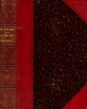 Monsieur et madame Moloch - Couverture - Format classique