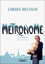 telecharger Metronome – coffret livre PDF/ePUB en ligne gratuit