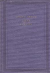 Collection Soleil. Lane Culotte - Couverture - Format classique