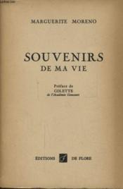 Souvenirs De Ma Vie - Couverture - Format classique