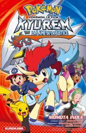Pokémon ; le film ; Kyurem, la lame de la justice - Couverture - Format classique