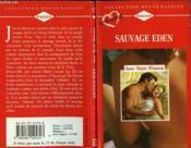 Sauvage Eden - Unlikely Eden - Couverture - Format classique