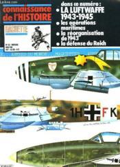 Connaissance De L'Histoire - N°35 - Couverture - Format classique