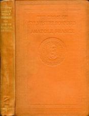 The Crime Of Sylvestre Bonnard - Couverture - Format classique