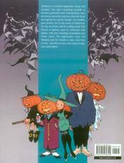 Mélusine t.2 ; Halloween - 4ème de couverture - Format classique