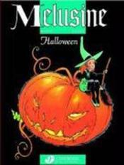 Mélusine t.2 ; Halloween - Couverture - Format classique