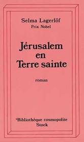 Jerusalem en terre sainte - Intérieur - Format classique