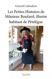 telecharger Les petites histoires de Mossieur Boufarel, illustre habitant de Petelegue livre PDF/ePUB en ligne gratuit