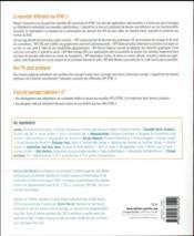 API HTML 5 ; maîtrisez le web moderne ! - 4ème de couverture - Format classique