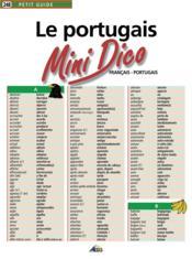 Mini dico francais/portugais - Couverture - Format classique