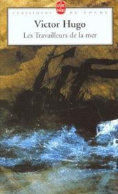 Les travailleurs de la mer - Couverture - Format classique