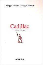 Cadillac - Couverture - Format classique