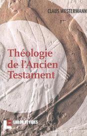 Theologie de l'ancien testament - Intérieur - Format classique