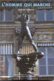 L'Homme Qui Marche. - Couverture - Format classique
