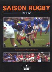 L'annee du rugby 2002 - Intérieur - Format classique