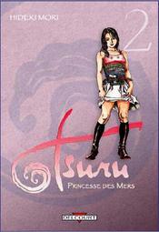 Tsuru, princesse des mers t.2 - Intérieur - Format classique