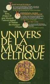 Coffret Univers De La Musique Celtique - Intérieur - Format classique