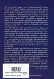 Voyage solitaire dans la peste sociale - 4ème de couverture - Format classique