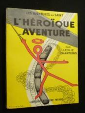 L'héroïque aventure - Couverture - Format classique
