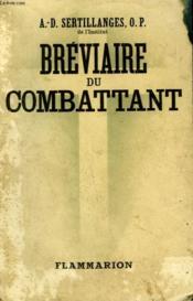 Breviaire Du Combattant. - Couverture - Format classique