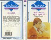 Plus Encore Qu'Autrefois - Lost Enchantment - Couverture - Format classique