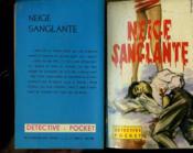 Neige Sanglante - Couverture - Format classique