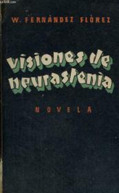 Visiones De Neurastenia - Couverture - Format classique